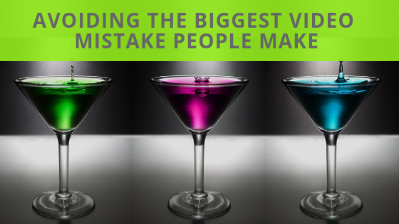 The Biggest Video Mistake People Make And How To Avoid It