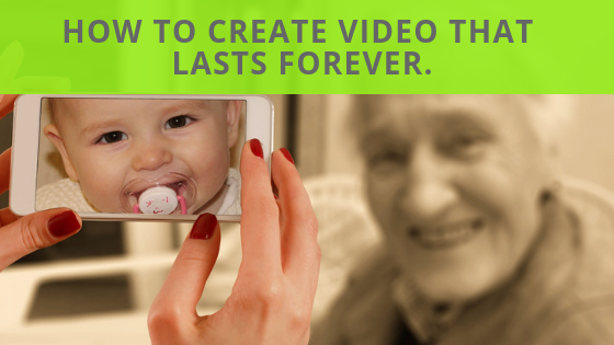 Forget Going Viral. Create Video That Lives Forever