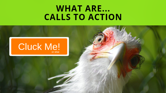What are… Calls To Action
