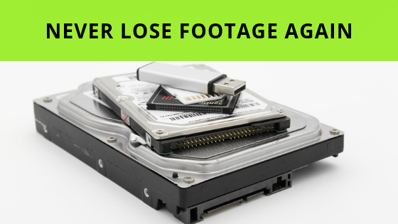 Never Lose Footage Again: The Smarter Video Solution