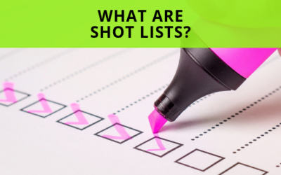 What is a shot list?